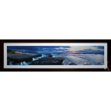 KEN DUNCAN FRAMED & SIGNED SCENIC SIGNATURE SERIES NORAH HEADS